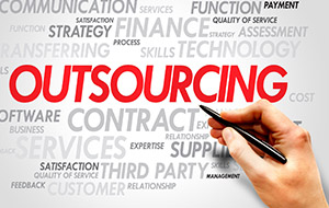 Call centre outsourcing services