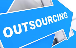 Outsourced call centre services