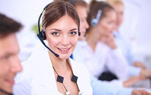 Outsourced-call-centre
