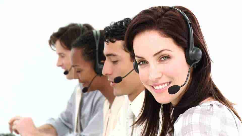 outbound call centres