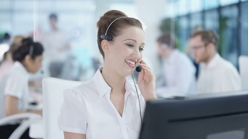 Call centre UK2