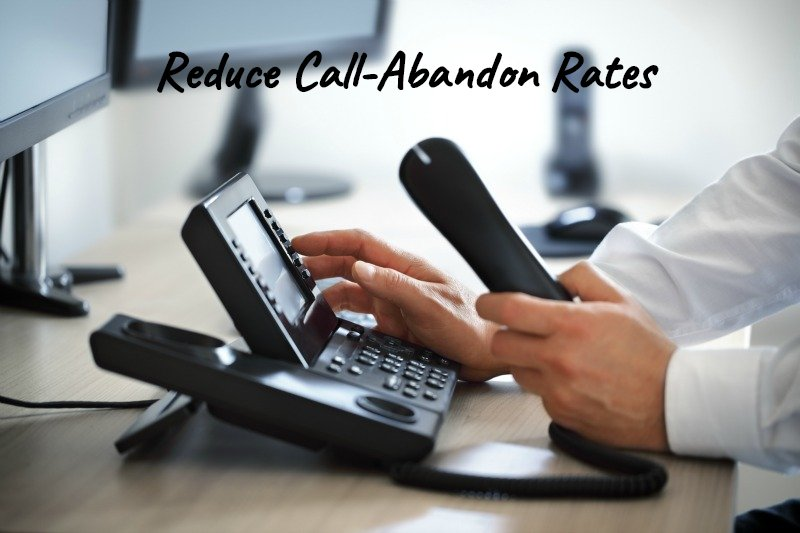 Reduce Call-Abandon Rates