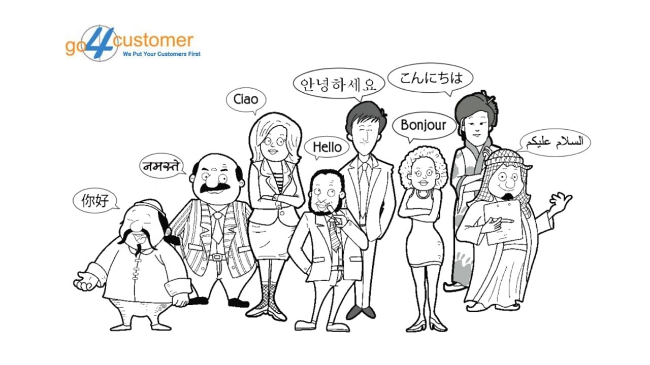 Multilingual-Call-Centre-Service