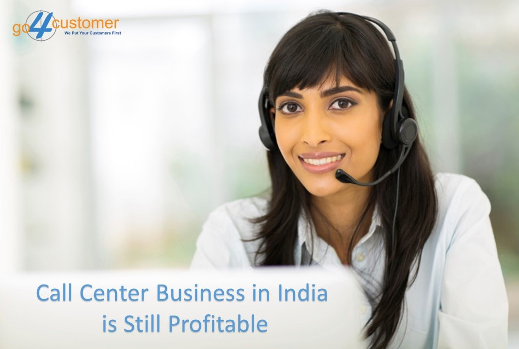 Call centre business in India