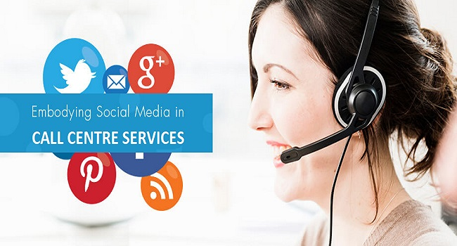 Promoting Call Centre Services With Social Media