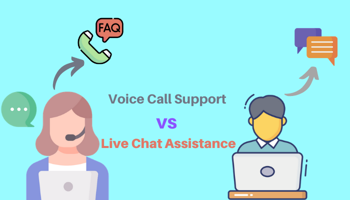 Live Chat Preferred Over Voice